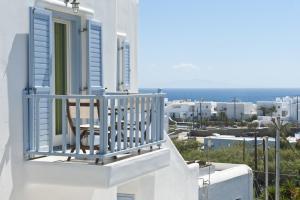 Villa Nireas, Apartmány  Platis Yialos Mykonos - big - 98