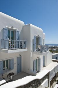 Villa Nireas, Apartmány  Platis Yialos Mykonos - big - 99