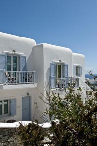 Villa Nireas, Apartmány  Platis Yialos Mykonos - big - 102