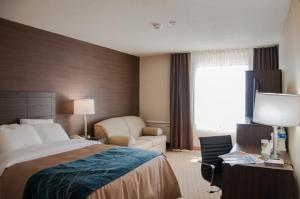 Deluxe Queen Room with Sofa Bed - Upper Floor