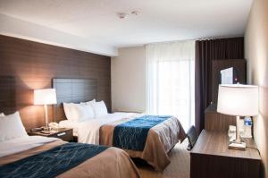 Deluxe Room with Two Queen Beds - Ground Floor