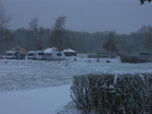 Camping Colline de Rabais, Kempingek  Virton - big - 30