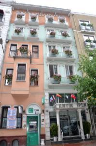 Antik Ipek Hotel, Hotely  Istanbul - big - 24