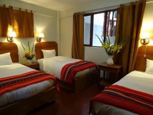 Hotel Wiracocha Inn, Hotel  Machu Picchu - big - 19