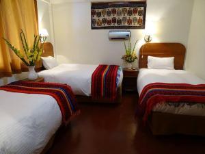 Hotel Wiracocha Inn, Hotel  Machu Picchu - big - 20