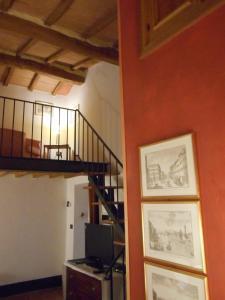 Torre Di Ponzano, Venkovské domy  Barberino di Val d'Elsa - big - 31