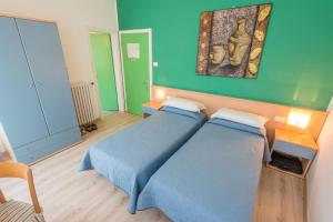 Hotel Alpino, Szállodák  Malcesine - big - 12
