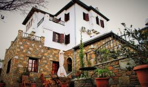 Muses Country House, Affittacamere  Zagora - big - 65