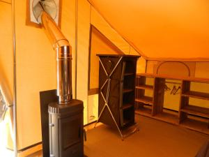 Camping Colline de Rabais, Kempingek  Virton - big - 18