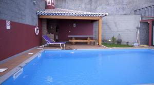 Casa do Barco, Case di campagna  Arco da Calheta - big - 53