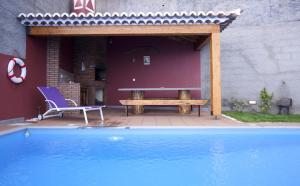 Casa do Barco, Case di campagna  Arco da Calheta - big - 49