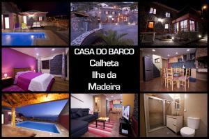 Casa do Barco, Case di campagna  Arco da Calheta - big - 1