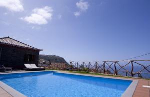 Casa do Barco, Case di campagna  Arco da Calheta - big - 19