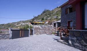 Casa do Barco, Case di campagna  Arco da Calheta - big - 14
