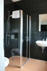 Apartmenthaus Unterwegs, Guest houses  Rostock - big - 10