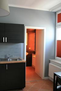 Apartmenthaus Unterwegs, Vendégházak  Rostock - big - 11
