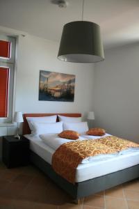 Apartmenthaus Unterwegs, Guest houses  Rostock - big - 12
