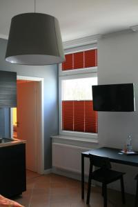 Apartmenthaus Unterwegs, Vendégházak  Rostock - big - 13