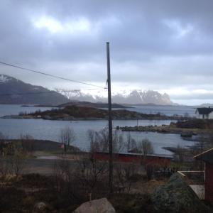 Hammerstad Camping, Комплексы для отдыха с коттеджами/бунгало  Сволваер - big - 77