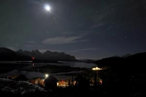 Hammerstad Camping, Комплексы для отдыха с коттеджами/бунгало  Сволваер - big - 59