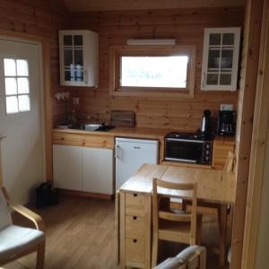 Hammerstad Camping, Комплексы для отдыха с коттеджами/бунгало  Сволваер - big - 23