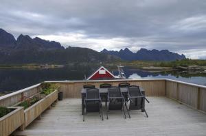 Hammerstad Camping, Комплексы для отдыха с коттеджами/бунгало  Сволваер - big - 58