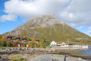 Hammerstad Camping, Комплексы для отдыха с коттеджами/бунгало  Сволваер - big - 73