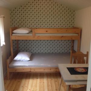 Hammerstad Camping, Комплексы для отдыха с коттеджами/бунгало  Сволваер - big - 4