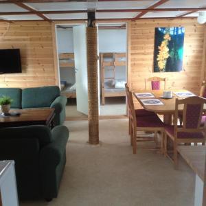 Hammerstad Camping, Комплексы для отдыха с коттеджами/бунгало  Сволваер - big - 6