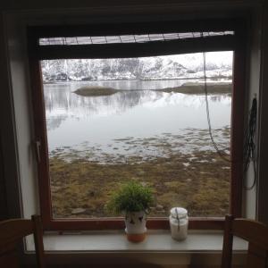 Hammerstad Camping, Комплексы для отдыха с коттеджами/бунгало  Сволваер - big - 22