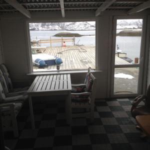 Hammerstad Camping, Комплексы для отдыха с коттеджами/бунгало  Сволваер - big - 18