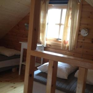 Hammerstad Camping, Комплексы для отдыха с коттеджами/бунгало  Сволваер - big - 17