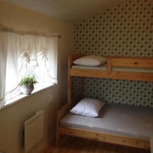 Hammerstad Camping, Комплексы для отдыха с коттеджами/бунгало  Сволваер - big - 16
