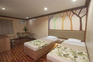 Pinoy Pamilya Hotel, Szállodák  Manila - big - 31