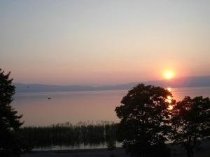 Ohrid House, Appartamenti  Lagadin - big - 8