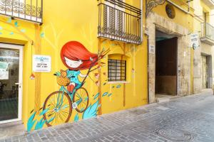 Flatsforyou Bed and Bike Carmen, Апартаменты  Валенсия - big - 52