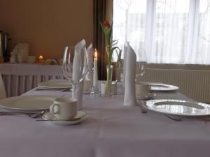 Adamar, Bed and breakfasts  Jastrzębia Góra - big - 40