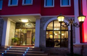 Real Hotel, Hotely  Veliko Tŭrnovo - big - 12