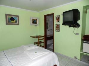 Hotel Pousada Miramar, Hotely  Ubatuba - big - 8