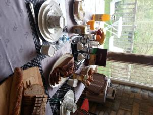 Propriété La Claire, Bed and Breakfasts  Honfleur - big - 33