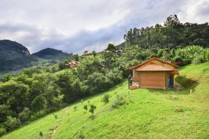 Pousada Morada do Luar, Vendégházak  Gonçalves - big - 16