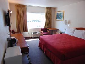 Superior-ikkerygerværelse med queensize-seng