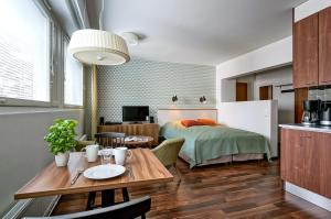 Forenom Apartments Espoo Tapiola, Ferienwohnungen  Espoo - big - 18