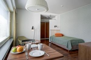Forenom Apartments Espoo Tapiola, Ferienwohnungen  Espoo - big - 8