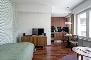 Forenom Apartments Espoo Tapiola, Ferienwohnungen  Espoo - big - 6