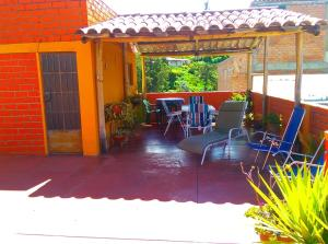Alojamiento Soledad, Bed and breakfasts  Huaraz - big - 6