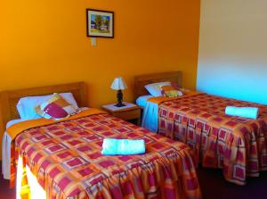 Alojamiento Soledad, Bed and breakfasts  Huaraz - big - 9