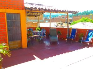Alojamiento Soledad, Bed and breakfasts  Huaraz - big - 3