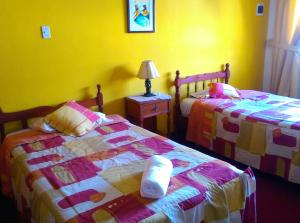 Alojamiento Soledad, Bed and breakfasts  Huaraz - big - 10
