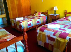 Alojamiento Soledad, Bed and breakfasts  Huaraz - big - 4